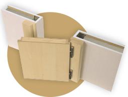 Cadre de porte with cadre de porte cadre de porte with for Habiller un encadrement de porte