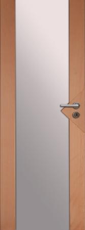 Portes demange d couvrez la gamme de portes int rieures for Porte ame tubulaire