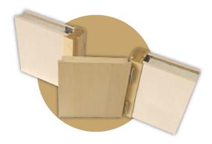 Portes demange d couvrez la section technique pr sentant - Huisserie de porte definition ...