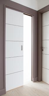 Portes demange d couvrez la section technique pr sentant notre savoir faire - Epaisseur porte a galandage ...